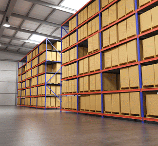 warehouse pallet racking Melbourne