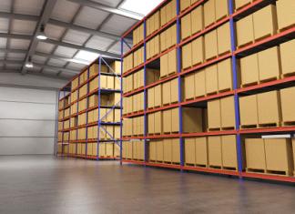 warehouse pallet racking Melbourne